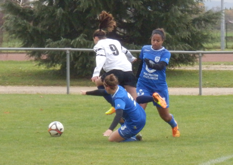 AS Châtenoy vs USBF71 34