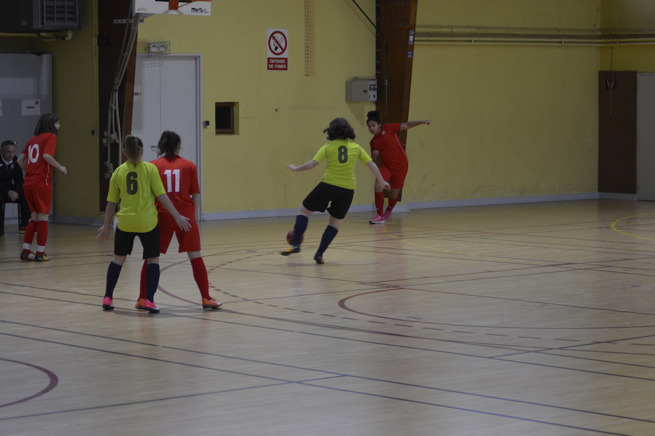 Tournoi Montchanin U15F