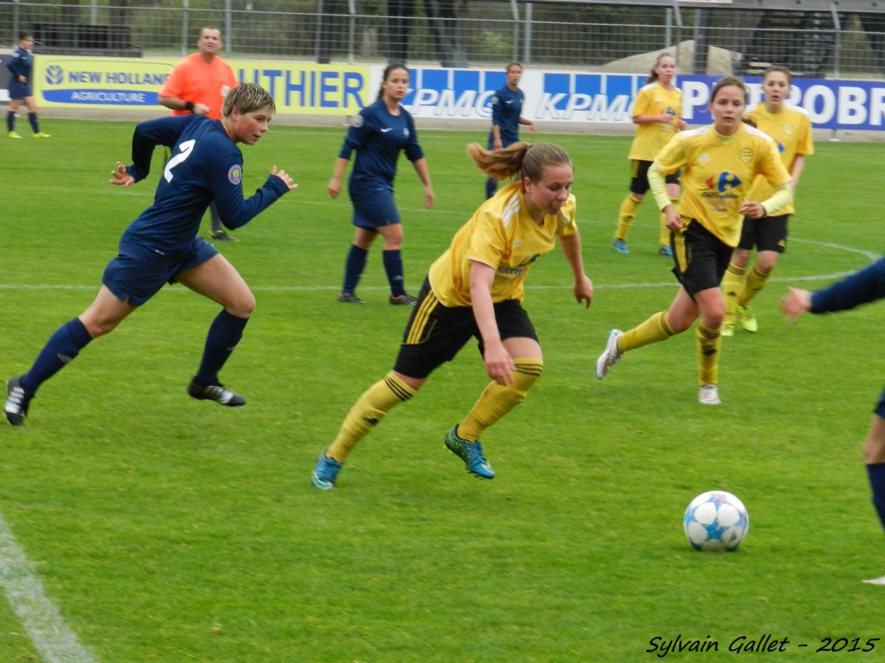 CFD FC Louhans-Cuiseaux VS Blanzy