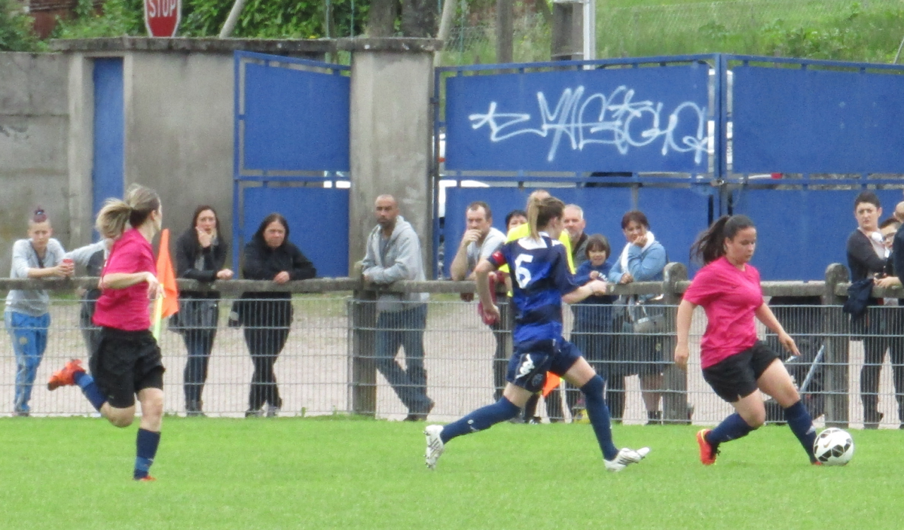 USBF71 vs Troyes 23